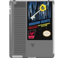 Kingdom Hearts NES Cartridge iPad Case/Skin