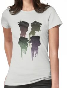 Demon Days Drip  Womens Fitted T-Shirt