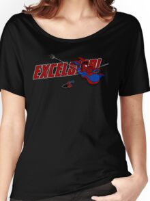 EXCELS-EEYORE! Women's Relaxed Fit T-Shirt