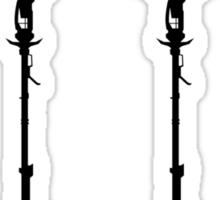 Elemental Staffs [CoD Zombies] Sticker