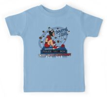 Souffle Girl Kids Tee