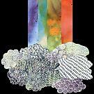 Clouds & Rainbow by SuburbanBirdDesigns By Kanika Mathur