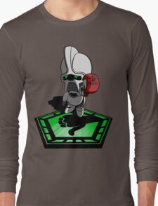 The Hitchhiker's Guide to the Galactica Long Sleeve T-Shirt