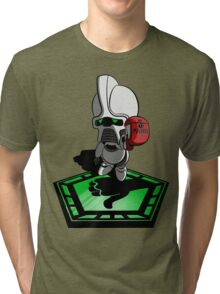 The Hitchhiker's Guide to the Galactica Tri-blend T-Shirt
