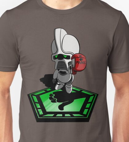 The Hitchhiker's Guide to the Galactica Unisex T-Shirt