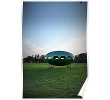 Alien curmudgeons Poster