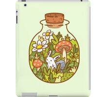 Bunny in a Bottle iPad Case/Skin