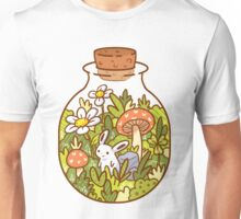 Bunny in a Bottle Unisex T-Shirt