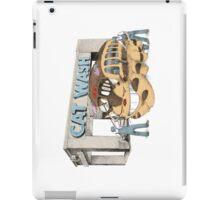 Cat Wash iPad Case/Skin