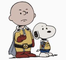 One Punch Peanuts Kids Tee
