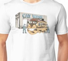 Cat Wash Unisex T-Shirt