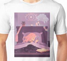 Sleep Sheep Spell Unisex T-Shirt
