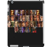 Tekken Tag iPad Case/Skin