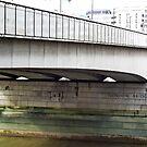 Under London Bridge, by AnnDixon