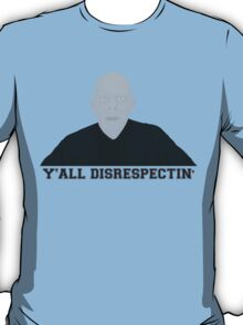 Harry Potter - Y'all Disrespectin' T-Shirt