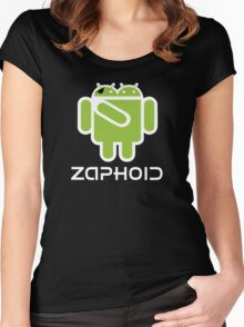 ZAPHOID GOOGLEBROX - Droid Army Women's Fitted Scoop T-Shirt