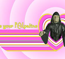 I'll Be Your PAL-patine by JadBean