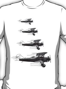 Armed force Plane T-Shirt
