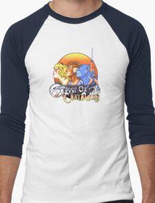 ThunderCats On The Chain Wax Men's Baseball ¾ T-Shirt
