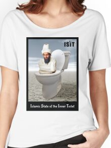 Islamic State of the Inner Toilet Women's Relaxed Fit T-Shirt