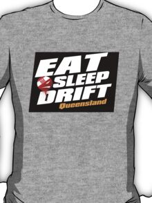 Drift Queensland T-Shirt