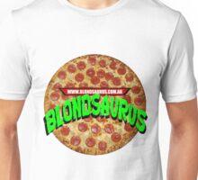Blondsaurus Pizza Party Unisex T-Shirt