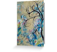 Fairy Tree by 'Donna Williams' Greeting Card