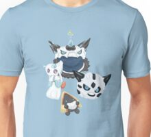 Snorunt Evolution Family Collection Unisex T-Shirt