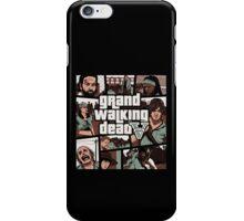 Grand Walking Dead iPhone Case/Skin