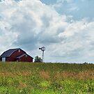 Heartland of Farming by Monnie Ryan
