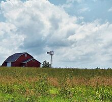 Heartland of Farming by Monnie Ryan