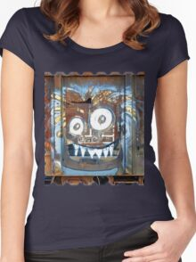 Rusty Grin Women's Fitted Scoop T-Shirt