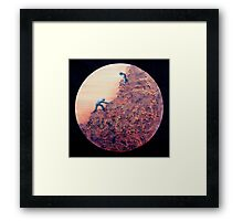 Ascent by 'Donna Williams' Framed Print