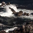 Churning Sea by Yukondick