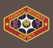 Federal Security Agency Kids Clothes