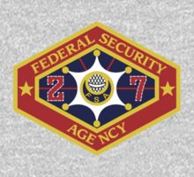 Federal Security Agency by synaptyx
