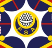 Federal Security Agency Sticker
