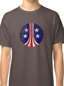 USCM Stars and Stripes Classic T-Shirt