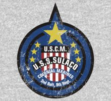 United States Colonial Marine Corps Kids Clothes