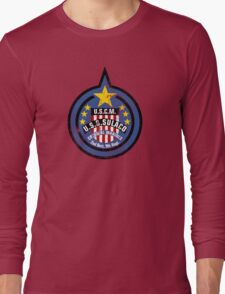 United States Colonial Marine Corps Long Sleeve T-Shirt