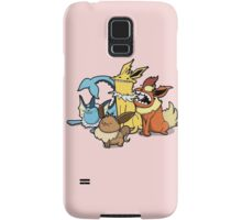 Number 133, 134, 135 and 136 Samsung Galaxy Case/Skin