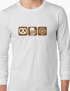 Oktoberfest Germany Long Sleeve T-Shirt
