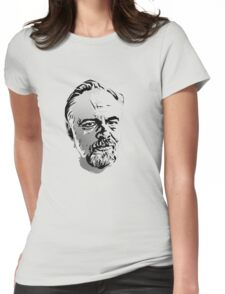 Philip K. Dick Womens Fitted T-Shirt