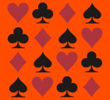 Poker signs Kids Clothes