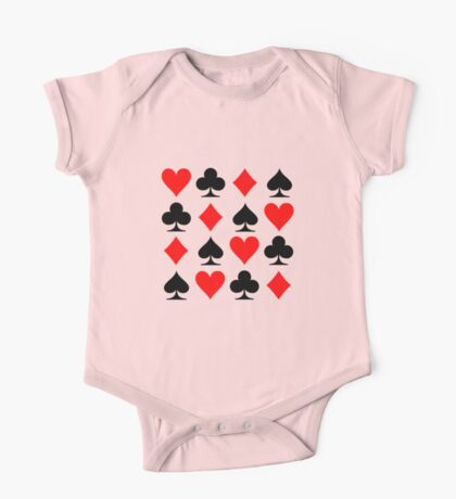 Poker signs One Piece - Short Sleeve