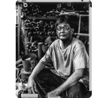 The Mechanic iPad Case/Skin