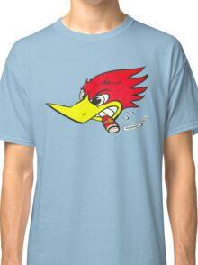wild woodpecker horizontal Classic T-Shirt