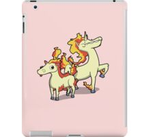 Number 77 and 78 iPad Case/Skin
