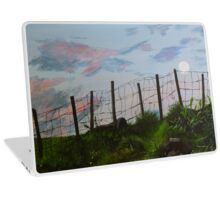 Moonrise Over Omokoroa Point, New Zealand Laptop Skin