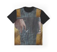 Gunfighter, oil on canvas Graphic T-Shirt